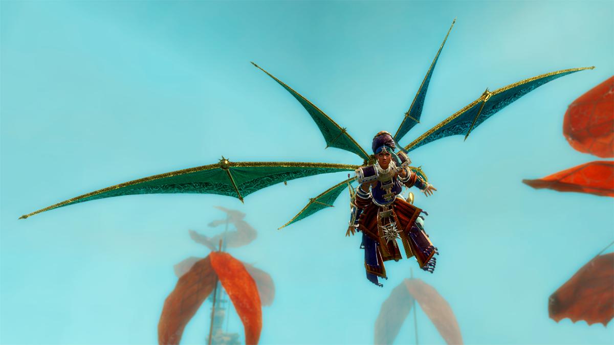 sunspear glider